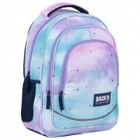 Back Up School Backpack X 20 Cotton Candy