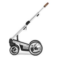 Mutsy Шаси за бебешка количка i2 Standard - Сребристо