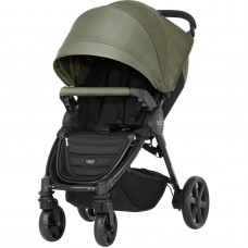 Britax Количка B-Agile 4 Plus Olive Green