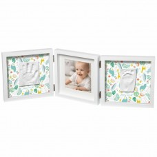 Baby Art Double Print Frame My Baby Style