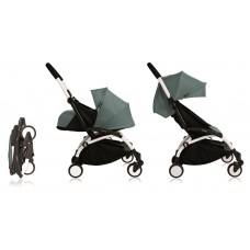 Babyzen Детска количка Yoyo Plus пълен комплект All in All Aqua