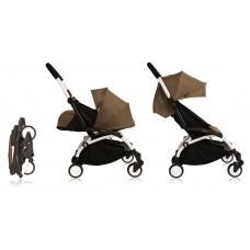 Babyzen Детска количка Yoyo Plus пълен комплект All in All Toffee