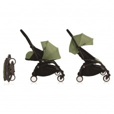 Babyzen Детска количка Yoyo Plus пълен комплект All in All Peppermint