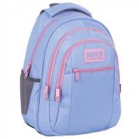 Back Up  School Backpack O 37 Purple