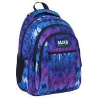 Back Up  School Backpack O 28 Feather