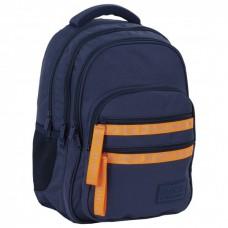 Back Up School Backpack M 58 Navy