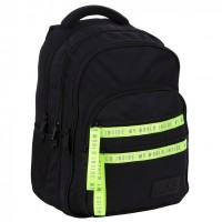Back Up School Backpack M 56 Electric