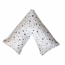 Barbabebe Maternity Pillow Set with pillow case, Glowing Stars