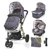 Cosatto Giggle 2 Baby stroller Dawn Chorus, 3 in 1