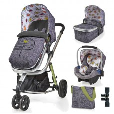 Cosatto Giggle 2 Baby stroller Dawn Chorus, 3 in 1