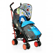 Cosatto Supa Baby stroller Monster Mob