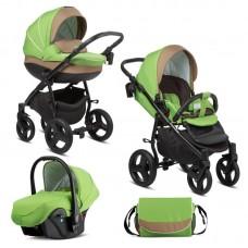 Buba Baby stroller 3 in 1 Bella Green