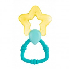 Canpol Water Teether with Rattle Magic Wand, yellow