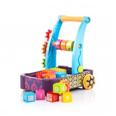 Chipolino First steps push toy Blocks