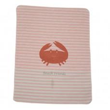 David Fussenegger Бебешко одеяло Juwel 70x90 Раче, Розово