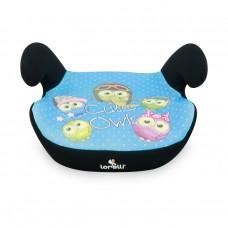 Lorelli Детска седалка за кола Teddy 15-36 kg. Blue OWLS