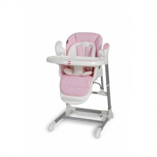 Topmark XAVI 2 in 1 Highchair & Swing Pink