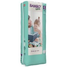 Bambo Nature Eco nappies XXL Tall Pack 16+, size 6