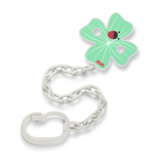NUK Soother Chain Clover