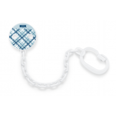 NUK Soother Chain Snow