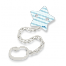 NUK Soother Chain Star