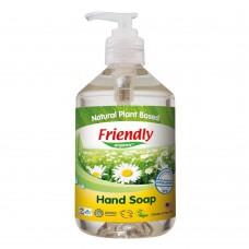 Friendly Organic Натурален сапун за ръце 500 мл