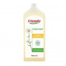Friendly Organic Натурален сапун за ръце с екстракт от лайка 1000 мл