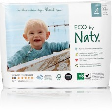 Naty Eco Pull on Nappy Pants Nature Babycare, size 4