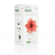Naty Eco Panty Liners, Large - 28pcs.
