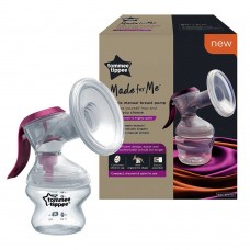 Tommee Tippee Made for Me Single Manual Breast Pump