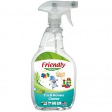 Friendly Organic Универсален почистващ препарат за играчки и аксесоари 650 ml