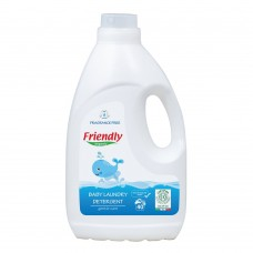 Friendly Organic Baby laundry detergent Fragrance Free 2L