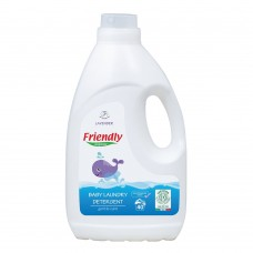 Friendly Organic Baby laundry detergent Lavender 2L