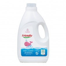 Friendly Organic Baby laundry detergent Flowers 2L
