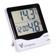 Cangaroo Thermometer with a digital clock