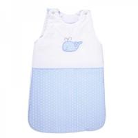 Cama mia Baby Sleeping Bag Blue Dots