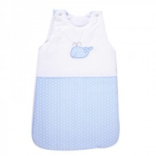 Cama mia Baby Sleeping Bag Blue Dots