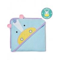 Zoo Hooded Towel - Skip * Hop Unicorn