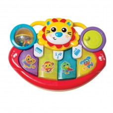 Playgro Lion Activity Kick Toy