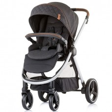 Chipolino Baby Stroller Prema 3 in1 granite grey