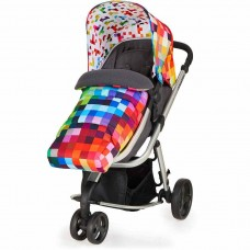 Cosatto Giggle Mix Baby stroller Pixelate