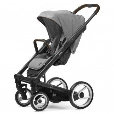 Mutsy Seat and canopy i2 Heritag Farmer Mist