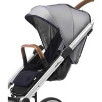 Mutsy Седалка и сенник за бебешка количка i2 Urban Nomad White&Blue