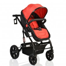 Cangaroo Baby Stroller Pavo Red