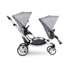 ABC Design Stroller Zoom Graphite Grey
