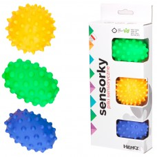 Mom's care Fun Sensory Balls, 3 pcs