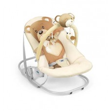 Cam Baby Bouncer Giocam Teddy Bear