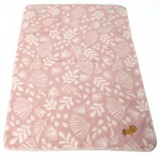 David Fussenegger Бебешко бамбуково одеяло Panda Розово Лъвче