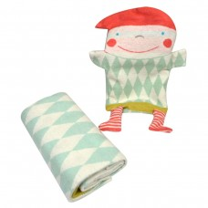 David Fussenegger Baby Blanket Juwel 70х90 with Doll case