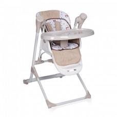 Lorelli Ventura Baby High Chair Beige
